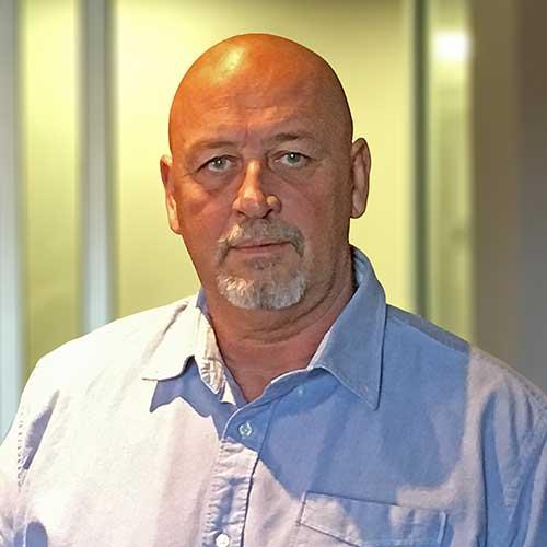 Adriaan Heijns, Chief Executive Officer