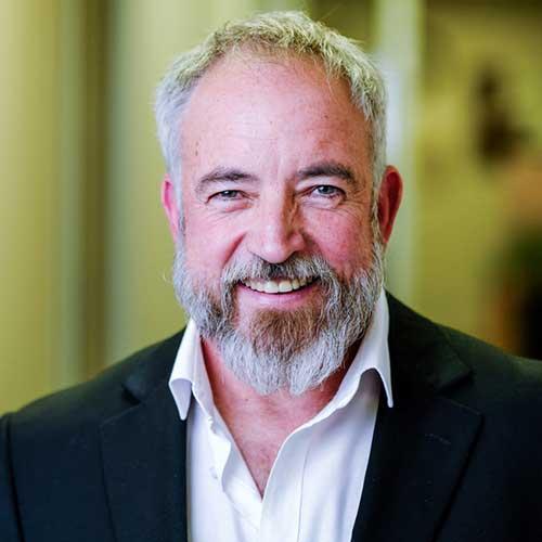 Denis Bensch, Chief Information Officer